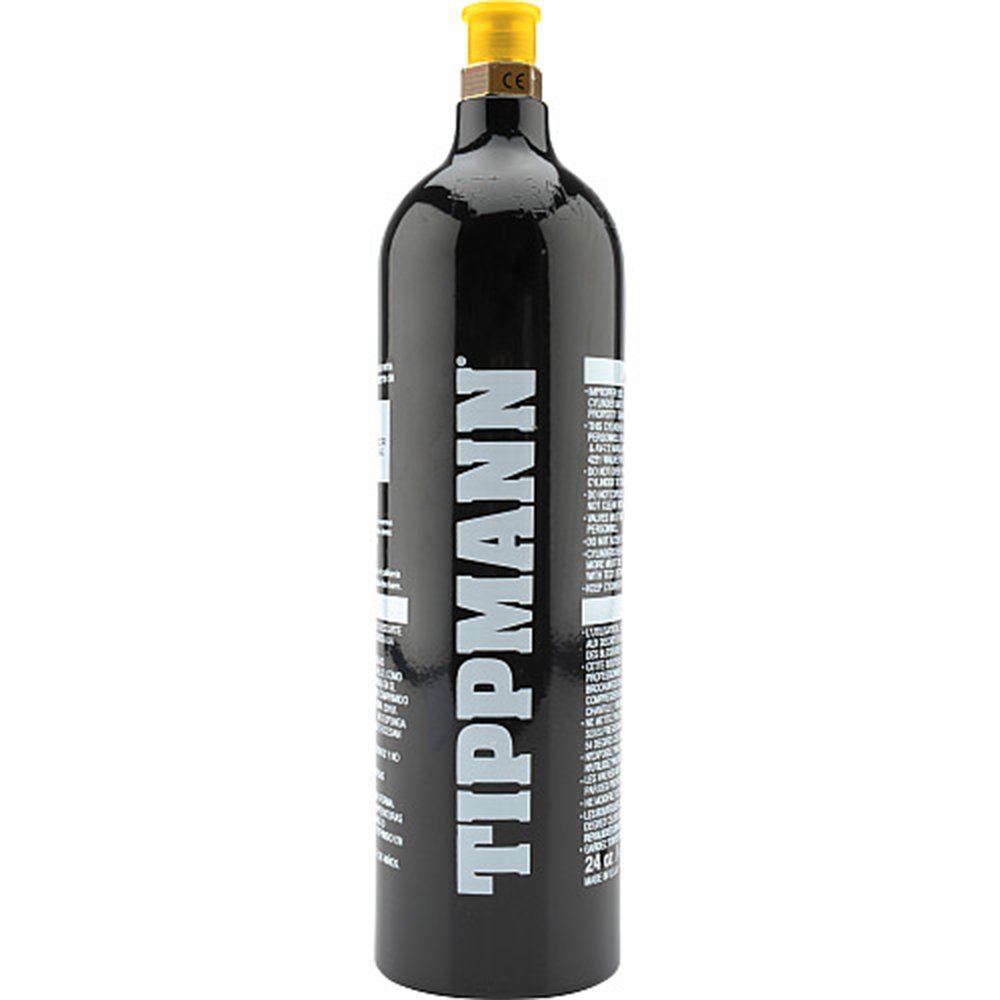 cc6da7c1be Details about Tippmann Empire JT Paintball 24 oz Ounce CO2 Tank Cylinder  Free Shipping NEW