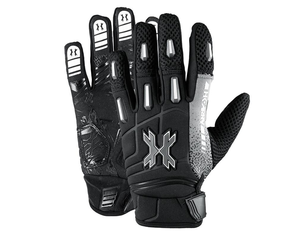 HK Army Pro Gloves Full Finger Stealth Grey paintball gloves NEW - S Sm Small 739189268016 | eBay
